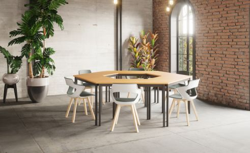 Tables modulaires CAID